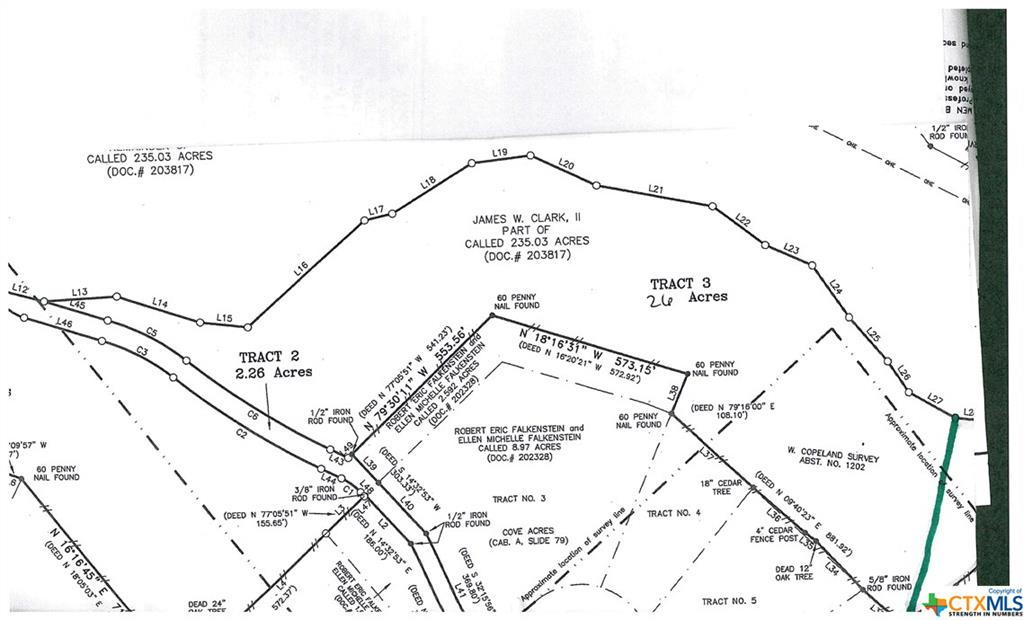 Copperas Cove Zip Code Map.26 Acres Horseshoe Bend Copperas Cove Tx Mls 351606 Century