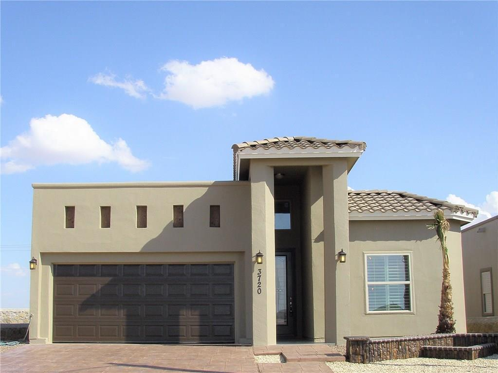 14852 boer trail ave el paso tx mls 724250 era for Best home builders in el paso tx