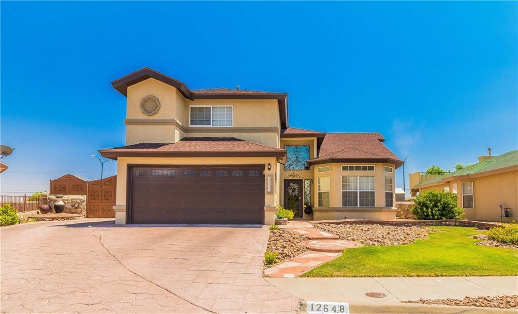 12648 crystal ridge st el paso tx mls 724557 for Crystal ridge homes