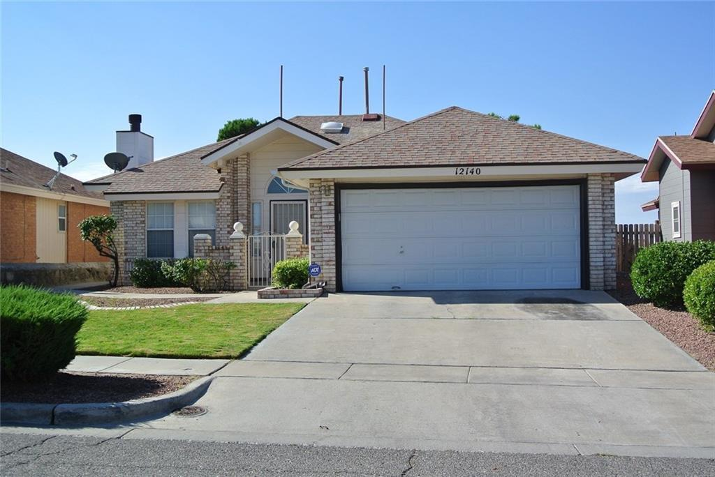 12140 jose cisneros dr el paso tx mls 727162 for Homes in el paso tx