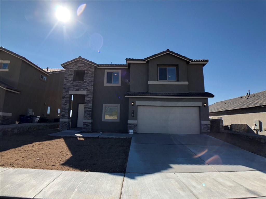 913 crooked river dr el paso tx mls 738577 better for Classic american homes el paso tx