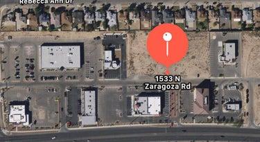 LND located at 1533 N Zaragoza Road