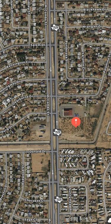LND located at 10404 Mccombs Street