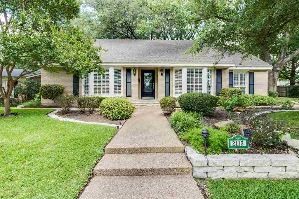 2113 Lake James Dr Waco Tx Mls 170589 Better Homes