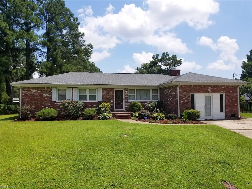 New Homes In Greenbrier Chesapeake