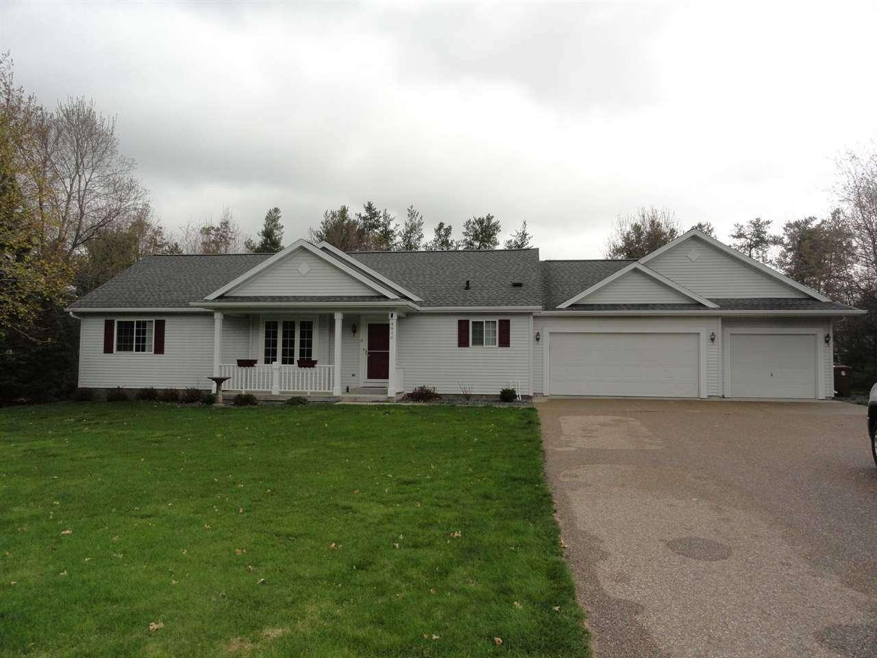 4916 hummingbird ln stevens point wi mls 1702503 for Home builders wisconsin