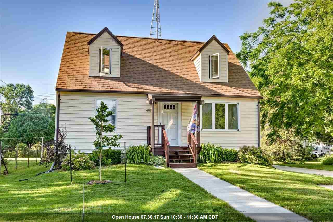 485 4th st fond du lac wi mls 50166719 century 21 for Home builders fond du lac wi