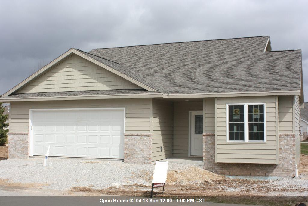 3149 w ryegrass dr appleton wi mls 50167368 for Home builders appleton wi