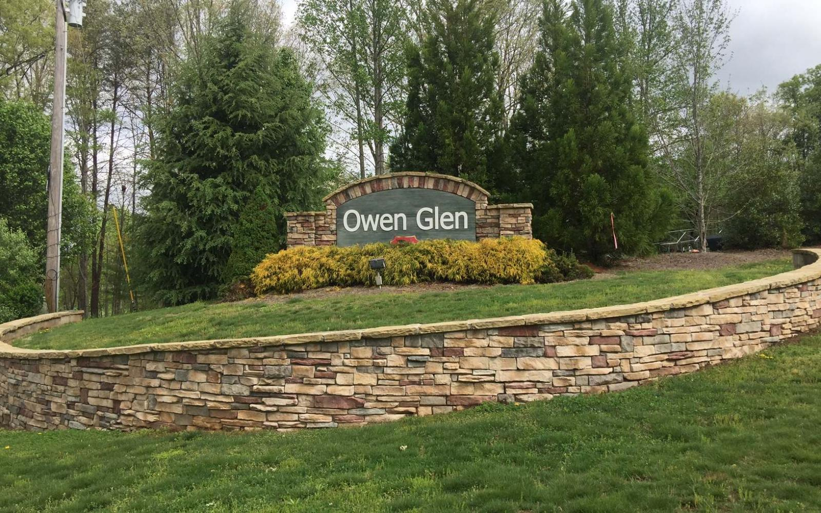 Lt 44 Owen Glen #44, Blairsville, GA 30512 - MLS #279820