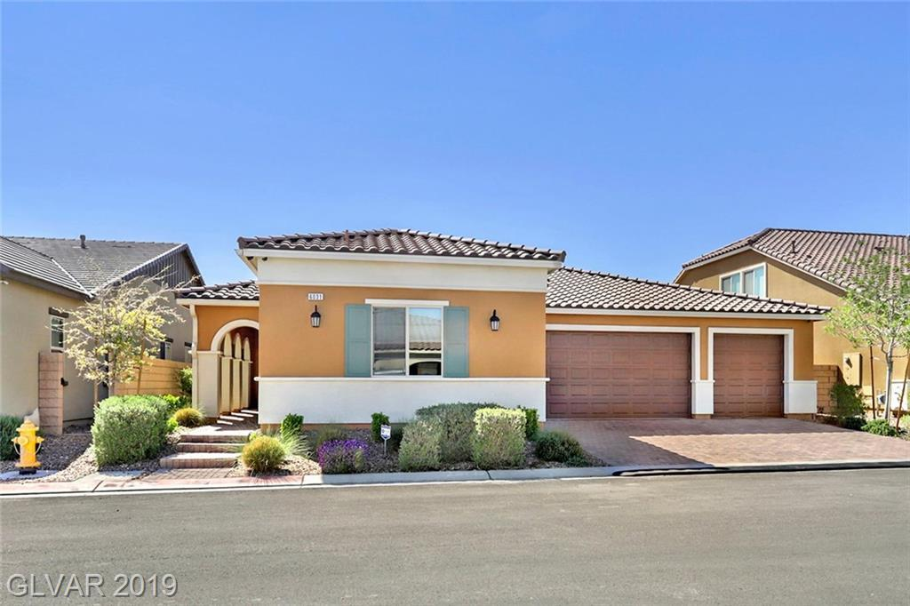 Address Withheld By Seller, Las Vegas - Rhodes Ranch, NV 89148 - MLS  #2089194